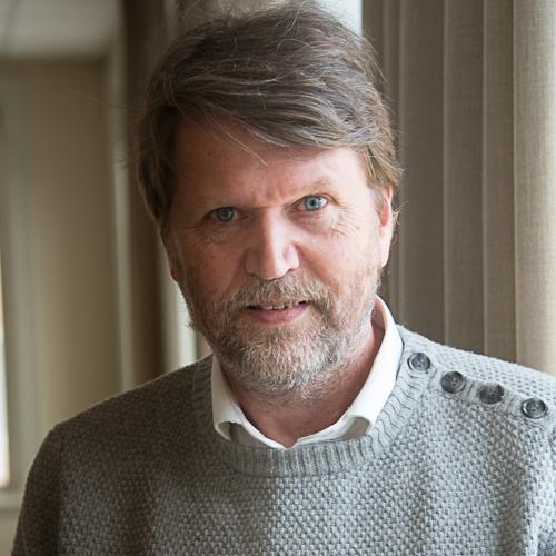 Anders har hand om ekonomin på Mårdens förskola